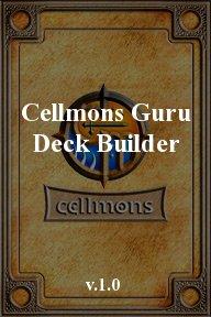 Cellmons Guru Deck Builder